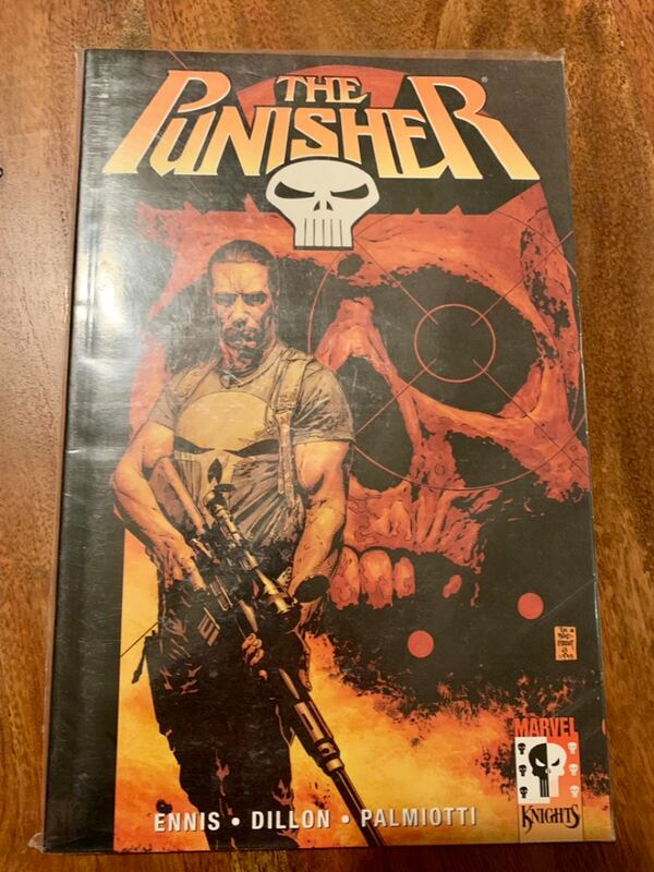 Marvel MAX Punisher Comic Collection! #1-55 (ex.29) with Specials a4318830-e6f4-4329-93ff-132bdd1e130d