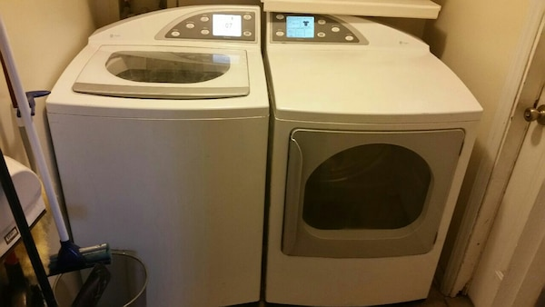 Ge Profile Washer And Dryer High Efficiency