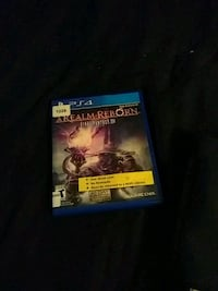 PS4 The Last of Us game case Central Square, 13036