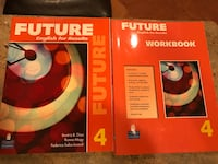 Future english for results work books McLean, 22101
