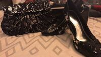 Matching shoes and clutch! OBO Council Bluffs, 51501
