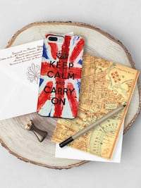 British personalized phone case Vaughan