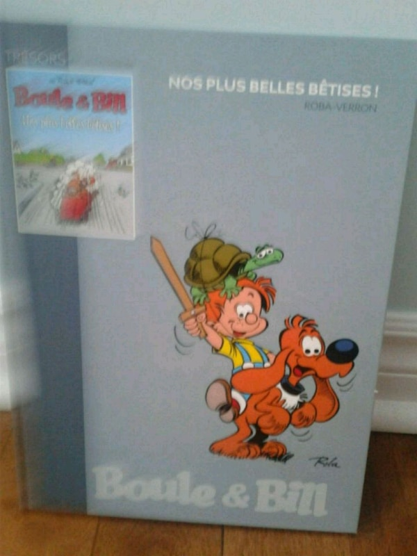 Boule@bill comic book/new