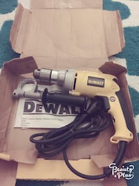 DeWalt corded power tool Reston, 20191