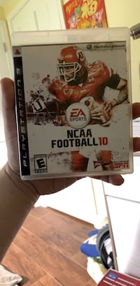 NCAA Football 2010 (PS3) Washington, 20016