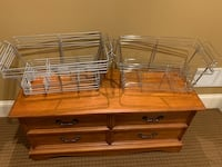 14 Sterno Wire Chafing Racks