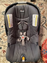 Chicco keyfit car seat and base