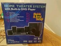 Home Movie Theater - Box never opened! Herndon, 20170