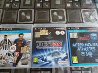 3 giochi originali ps3