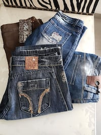 vier Jeans