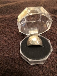 Sterling Silver Ring Size 6 Paris, 72855