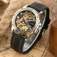 Sport Automatic Mechanical Wrist Watches For Men New London, N6P 1P6