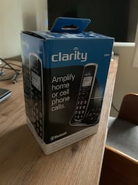 Clarity Cordless phone with Answering Toronto, M4A 1R4