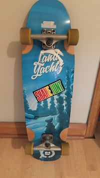 Land yacht longboard great condition  Waterloo, N2T 2J7