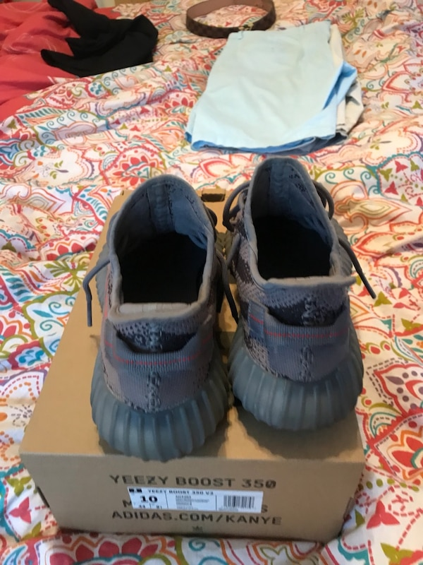c9e624801 Used I have a pair real Yeezy beluga 2.0 size 10 for sale in Waxahachie -  letgo
