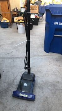 black and gray upright vacuum cleaner Lakewood, 90713
