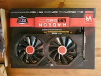 AMD XFX Radeon RX 580 GTS 8GB Cliffside Park, 07010