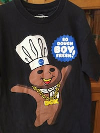 Vintage dough boy t-shirt Ventura, 93001