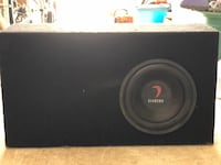 Diamond 10 inch Subwoofer with box League City, 77573
