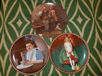 Norman Rockwell Plates Baltimore, 21202