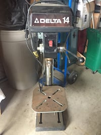 Delta Pro series Drill Press Pickering, L1W 4A8