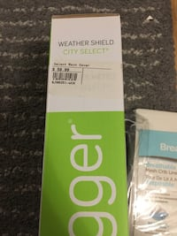 Baby jogger city select weather shield Calgary, T2K 2H9