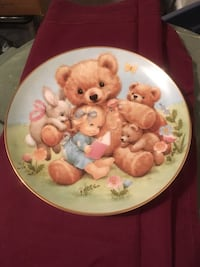 Storybook Pals Collectors Plate Jacksonville, 32246
