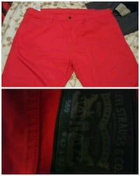 red Levi's bottoms collage photo Mobile, 36602