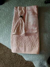 PINK TOWEL/HAND&FINGER TIP TOWEL Glen Burnie, 21061