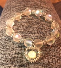 Opal moonstone stretch bracelet  Baltimore, 21213