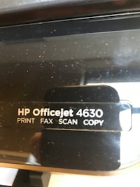 HP Officejet 4630 e-All-in-One Printer Model #B4L03A#B1H Charleston