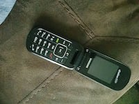 Cell phone with service