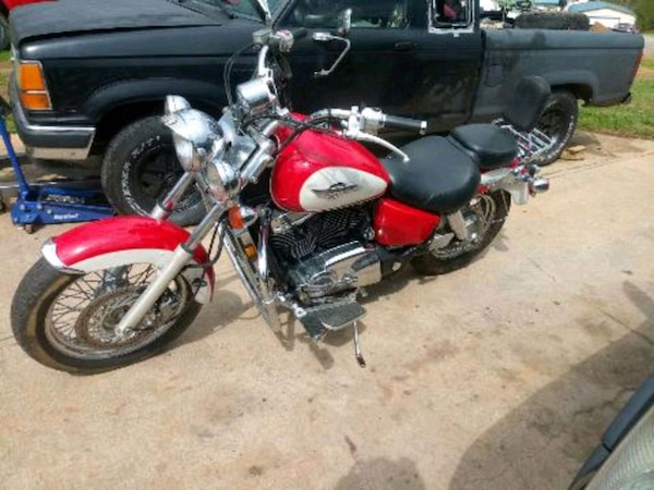 Used 1996 Honda Shadow Classic For Sale In Cleveland Letgo