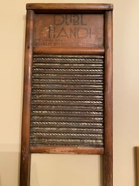 Wash Board, Antique