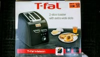 T-Fall Two Slice Toaster (new) Port Dover, N0A 1N6