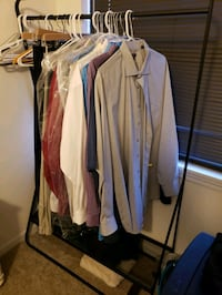 Free Standing Clothes and shoe rack Best offer at or above list  price Alexandria, 22303
