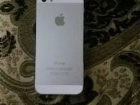 white iPhone 5 with case El Paso, 79924