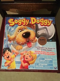 Soggy doggy Childrens board game • mint condition  • $10 Brampton, L6V