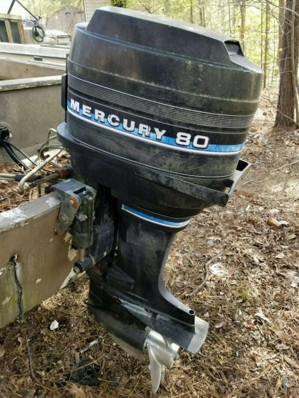 80hp mercury motor 0