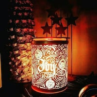 Scentsy Rejoice Warmer - Brand New In Box Laurel