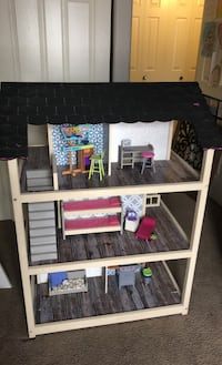 Doll House(IKEA style....furnished)