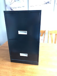 2 Drawer metal filing cabinet  West Valley City, 84128