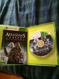 Assassins Creed Revelations and 2 other games 249 mi