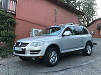 VW Touareg clean title v6 AWD With smog and tags Fresno, 93720