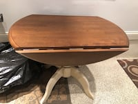 Drop leaf table with 2 chairs Franklin, 37064