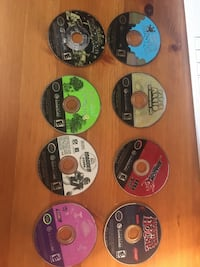 GameCube game's