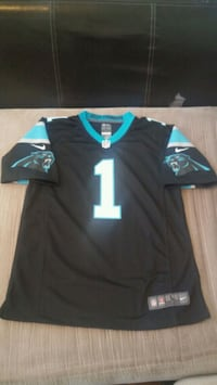 Authentic Nike youth Large14/16 Panthers Newton Je