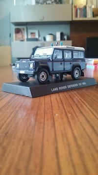 1/43 land rover defender Istanbul