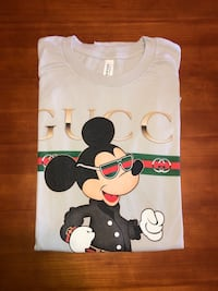 Camiseta Gucci Mickey Mouse 6113 km