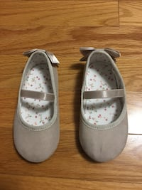 Shoes for baby girl  size 20-21  Vaughan, L4J 9H7